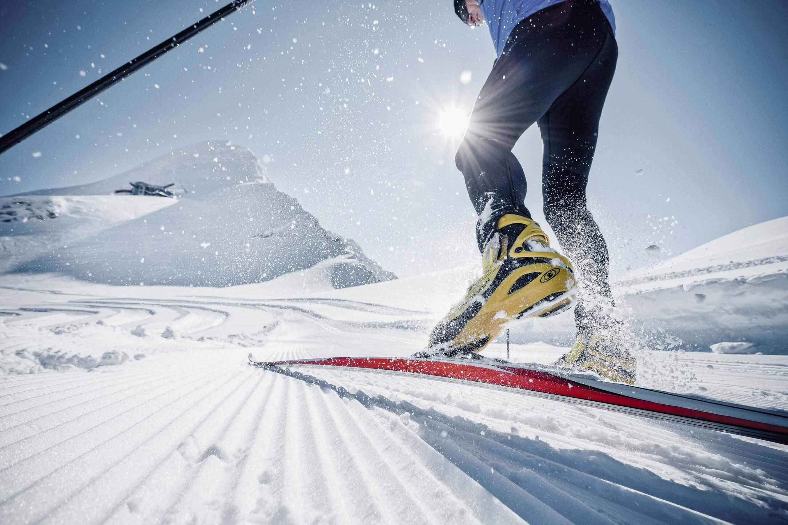Skischule Skigebiet Saalbach Hinterglemm